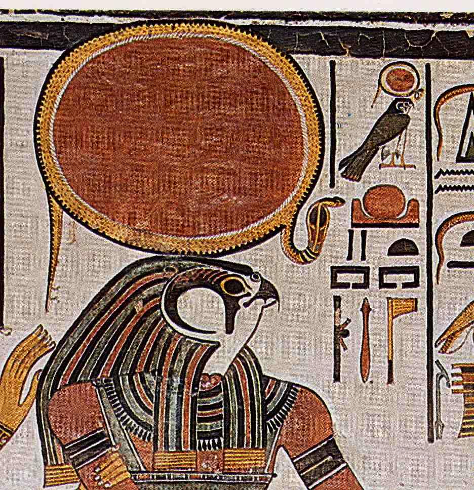 divinidades egipcias