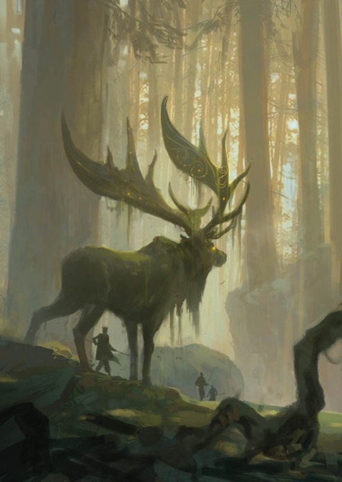 Stag God