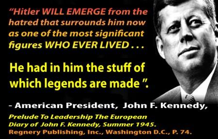 JFK Hitler